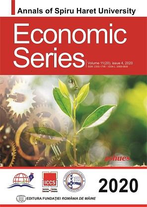 Annals of Spiru Haret University. Economic Series, Vol. 20, No 4